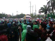 Desak DPR Sampaikan Aspirasi ke Jokowi, Ustaz Acong Sebut Habib Rizieq Tak Bisa Ikut Aksi 212 Karena Diancam