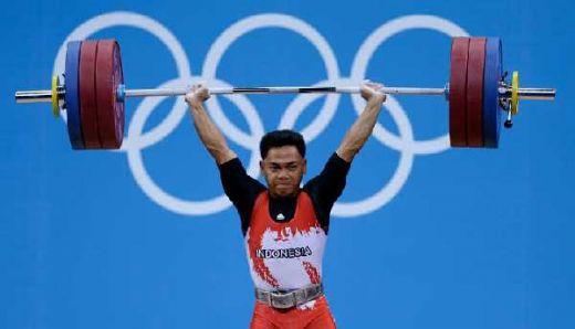 Waduh... Medali Indonesia Terancam Berkurang, Eko Yuli Bakal Absen di Asian Games 2018