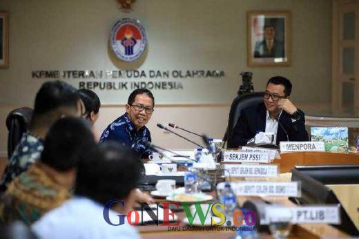 PSSI Cari Formulasi Liga Agar Pelatnas Sepakbola Asian Games 2018 Tak Terganggu