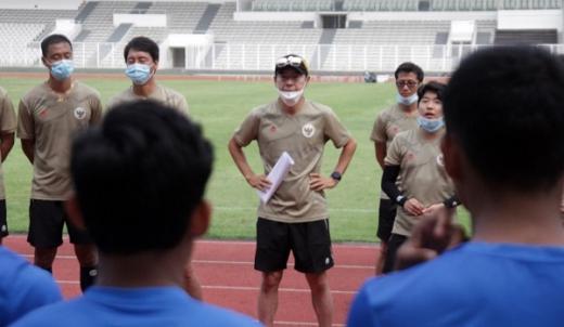 Shin Tae-yong Akan Pantau Pemain Yang Tampil di Piala Menpora 2021