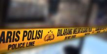 Tabrakan dengan Tukang Becak, Polisi Terluka dan Tak Sadarkan Diri