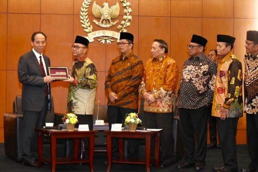 MPR dan Delegasi Kongres RRT Bahas Peningkatan Hubungan Indonesia-Tiongkok