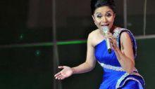Ruth Sahanaya Hebohkan Launching Festival Sangihe 2016 di Balairung Kemenpar