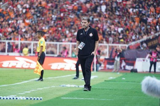 Julio Puas Kemenangan Persija di Final Leg Pertama