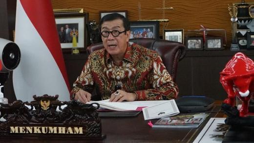 Perluas Pembatasan, Menkumham Yasonna Laoly Perluas: TKA Asing Tak Lagi Bisa Masuk Indonesia