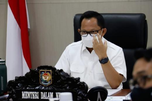 PPKM Level 4 Jawa-Bali, Tito: Secara Substansi Sama dengan PPKM Darurat