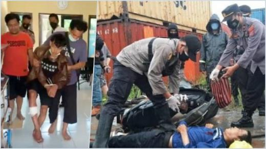 Pembunuh TKA China di Konawe Ditangkap, Pelaku Terancam Hukuman Mati