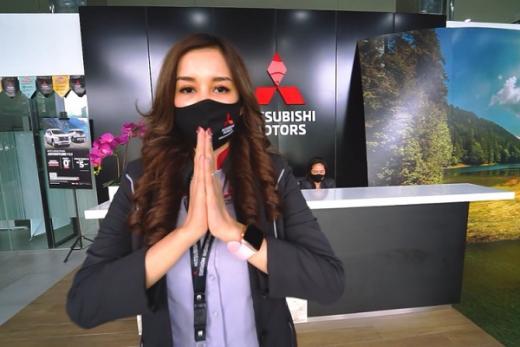 Bukti Nyata Pelayanan Total Mitsubishi ke Konsumen di Era Pandemi