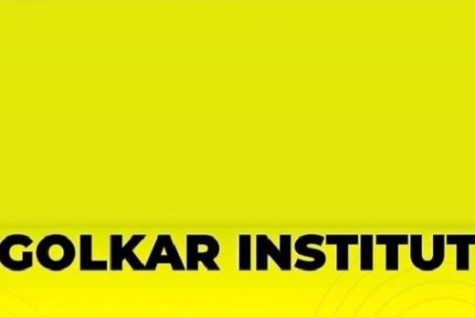 Siapkan Pemimpin Masa Depan, Golkar Siapkan Golkar Institut