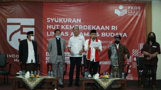Tandingan KAMI, Mantan Relawan Jokowi-Maruf Amin Deklarasikan KITA