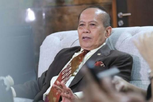 Tumbuhkan UMKM, Pimpinan MPR Dukung Perombakan Gedung Sarinah