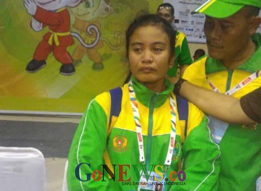 Pertandingan Wushu PON XIX Tercoreng Ulah Pengurus