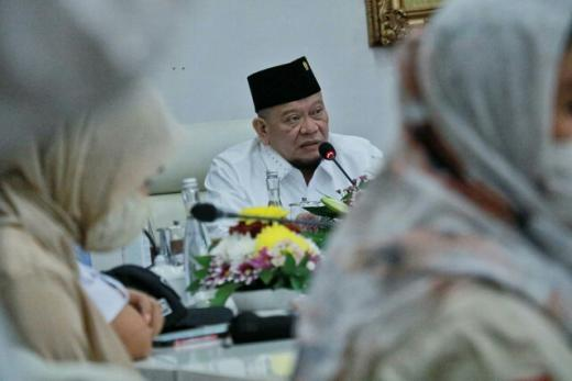 Ketua DPD Minta Semua Gubernur Pangkas Hambatan Ekonomi dan Permudah Izin Investor
