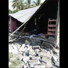 Kerugian dan Kerusakan Dampak Tsunami Sulteng Capai 13,82 Trililun