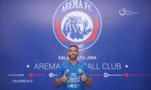Bruno Smith Tandatangani Kontrak dengan Arema FC