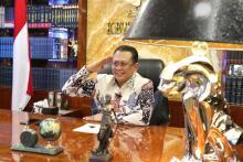 Pimpinan MPR ke TNI: Waspadai Ancaman Terhadap Ideologi Bangsa