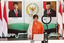 Lestari Dorong Kewirausahaan untuk Hadapi Krisis Ekonomi