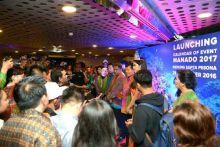 Mari Jo Ka Manado Siap Geber Tahun 2017