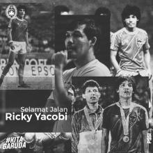 Ricky Meninggal, Iwan Bule: Indonesia Kehilangan Salah Satu Putra Terbaik