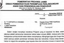 MTI Jambi segera Temui DPMD Jambi terkait Imbauan Tak Mendukung Program selain Pertashop