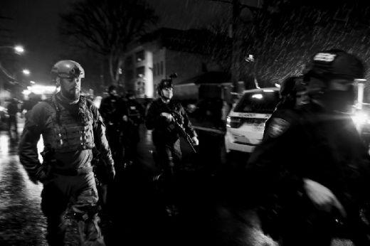 4 Orang Luka dan Asrama Polres MTB Rusak Akibat Bentrokan Oknum TNI dengan Polisi