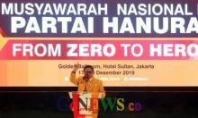 Gerakan Bulan Bakti di HUT ke-14 Hanura, Komitmen Membersamai Pemerintah Tanggulangi Pandemi