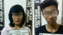 Terekam CCTv Berbuat Dosa, Ibu Mertua dan Menantu Ditangkap Polisi