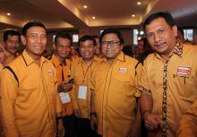 147 Kader Hanura dari Daerah Resmi Dilantik Jokowi sebagai Pengurus DPP di Sentul