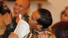 Jokowi Terpingkal-pingkal, Apa Sebenarnya Isi Pidato Ketua Umum Hanura?