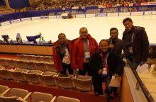KOI Siap Berikan Dukungan Olahraga Es