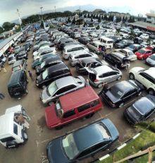Sejak Akhir Tahun, Penjualan Mobil Bekas Lesu