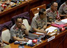 RDP di Komisi III, Anggota DPR Pertanyakan Wacana Polri Bentuk Satgas Merah Putih