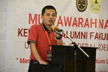 Tak Sekedar Silaturahmi, Reuni Akbar Alumni Fakultas Hukum Unsoed Ingin Berkontribusi bagi Negara