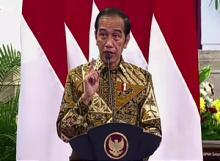Rilis Kepercayaan Rakyat pada Presiden di Tengah Wacana Jokowi 3 Periode