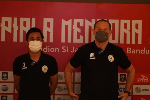 Hadapi Madura United FC, PS Sleman Didominasi Pemain Muda