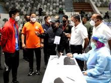Vaksinasi Atlet Penting Untuk Jaga Semangat Juang di Kejuaraan Internasional