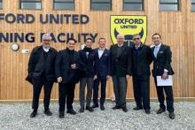 Erick Thohir dan Anindya Bakrie, Segera Miliki Oxford United