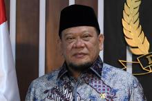 Dukung Kebijakan Larangan Mudik, Ketua DPD RI Ingatkan Bansos Agar Tetap Turun