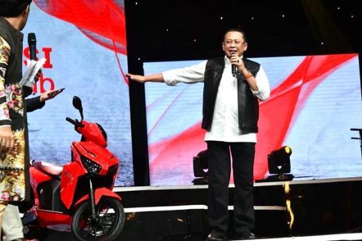 Cuma Habis Rp500 Juta, Ketua MPR Bantah Konser Amal bareng BPIP Telan Biaya Rp6,7 miliar