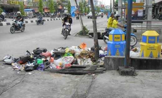 Banjir dan Sampah PR Besar Kota Pekanbaru di Usia 236 Tahun