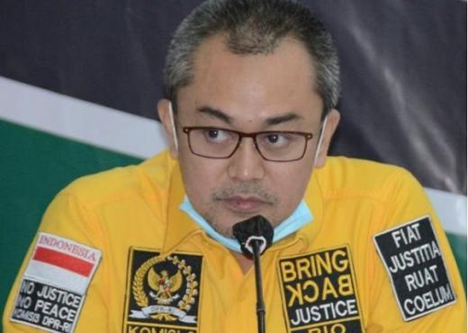Komisi III DPR Minta Polri Transparan Usut Penembakan Jurnalis di Medan