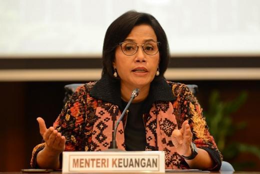 Sri Mulyani Mengaku Mulai Pesimis soal Pertumbuhan Ekonomi Indonesia