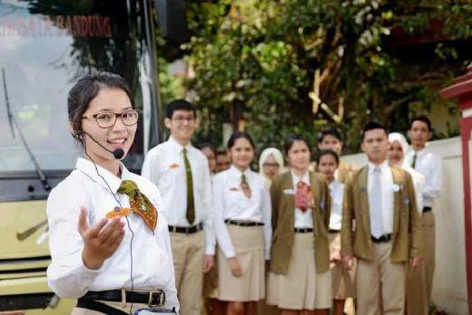 Bentuk EHTC, STP Bandung Siap Genjot Wisata Halal
