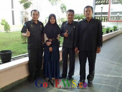 Siswa SMAN Pintar Kuansing Wakili Riau Bertarung di O2SN Cabang Catur