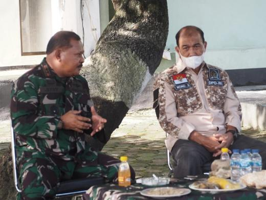 GoNews Wakil Ketua DPD RI, Nono Sampo