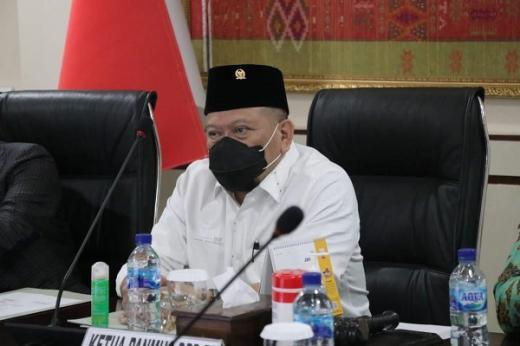 GoNews Ketua DPD RI, Lanyalla Mahmud