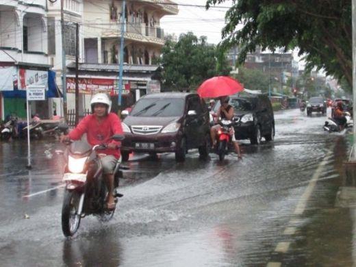 Operasi TMC di Riau Berhasil, Sungai Apit dan Bengkalis Turun Hujan Deras Hari Ini
