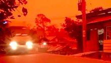 BNPB: Fenomena Langit Merah Jambi Disebabkan Mie Scattering