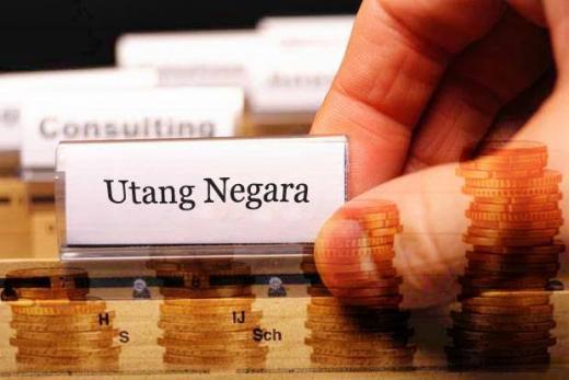 Pak Jokowi, Negara Bisa Kolaps Nih, Setengah Lebih APBN Berasal dari Utang