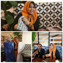Perkenalkan Kain Etnik Sulsel, Erna Rasyid Taufan Kamis Besok Resmi Buka Stand di Pasar Raya Blok M